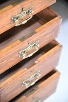 Antique Oak Edwardian Desk (6 of 12)