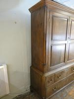 18th Century English Oak Cupboard (2 of 7)