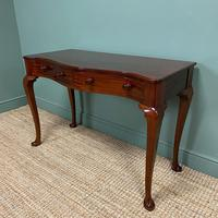 Quality Georgian Mahogany Antique Writing Table (2 of 6)