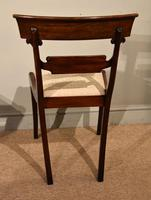 Pair of Regency Mahogany Side Chairs (5 of 7)