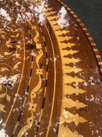 Antique Inlaid Syrian Coffee Table (4 of 12)