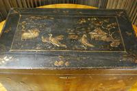 Regency Chinoiserie Japanned Box (4 of 7)