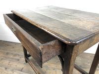 18th Century Oak Side Table (8 of 14)