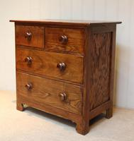 Elm Chest of Drawers (9 of 10)
