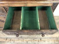 Antique English Oak Cupboard (m-2183) (7 of 10)