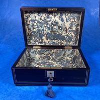 Victorian Coromandel Jewellery Box (9 of 11)