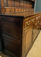 Very Good 18th Century Oak Dresser (7 of 15)