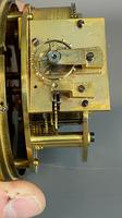 French Fusee Drum Clock with rare plane escapement (5 of 14)