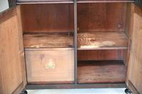 Antique Mahogany Bookcase (5 of 12)