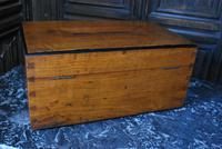 Antique Oak Mailbox (5 of 8)