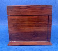 Victorian Walnut Jewellery Box c.1900 (7 of 13)