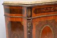 Antique French Marble Top Ormolu Mounted Cabinet (10 of 12)