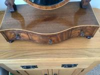 Edwardian Sheraton Style Dressing Mirror (2 of 3)