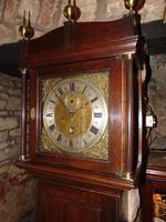 George III Oak Longcase Clock (11 of 11)