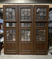Incredible Set of 3 French 19th Century Chateau Doors (9 of 13)
