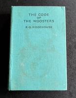 1938 1st Edition   The Code of The Woosters by  P G Wodehouse (4 of 4)