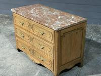 French 18th Century Marble Top Commode Chest (6 of 23)