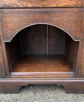 Georgian Oak Dog Kennel Dresser (7 of 27)