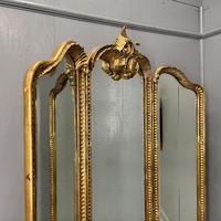 Floor Standing 3 Fold Dressing Mirror (3 of 7)