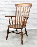 Lathback Windsor Armchair (7 of 8)