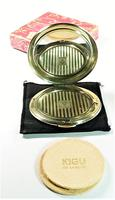 Small Sterling Silver Pocket Mirror 1964 (4 of 8)