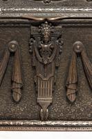 19th Century Bronze Casket (8 of 9)