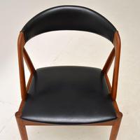 Danish Teak Side / Dining / Desk Chair by Kai Kristiansen (15 of 20)