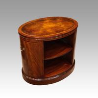 1930's Oval Mahogany Centre Table (6 of 7)