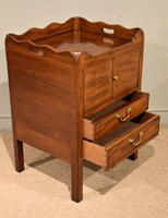 Mahogany Late 18th Century Bedside Cupboard (4 of 8)