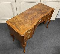 Burr Walnut Dressing Table or Desk by Gillows (16 of 16)