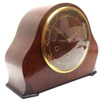 Wow! Fine Arched Top Art Deco Mantel Clock – Musical Westminster Chiming 8-day Mantle Clock (5 of 9)