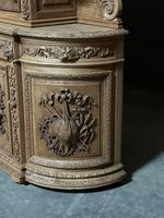 Magnificent French Carved Oak Hunting Sideboard (5 of 23)