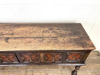 Antique 18th Century Geometric Dresser Base (5 of 10)