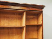 Victorian Mahogany Open Bookcase (6 of 11)