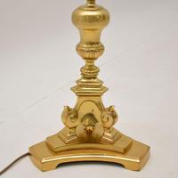 Solid Brass Neo-classical Vintage Lamp (4 of 9)