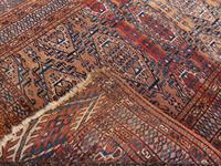 Antique Yumut Turkoman Rug (6 of 7)