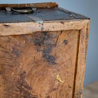 Victorian Leather & Brass Studded Trunk (14 of 14)