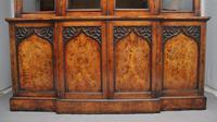 Early 19th Century Pollard Oak Bookcase (10 of 13)