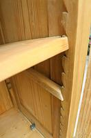 Fantastic! Old Pine 'Knock Down' Cupboard/ Wardrobe With Shelves - We Deliver! (8 of 14)