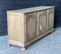Large French Bleached Oak Enfilade or Sideboard (14 of 19)