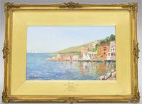 Charles Cousin - Riviera Ville Franche Sur Mer, Le Port