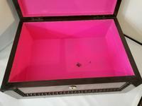 19th Century Rosewood Jewellery Box (9 of 10)