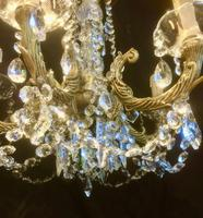French Five Light Chandelier (4 of 4)