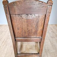 17th Century Wainscot Chair (3 of 5)