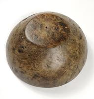 "Large 18th Century ""Bodgers"" Burr Oak Bowl (3 of 12)"