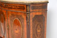 Antique French Marble Top Ormolu Mounted Cabinet (11 of 12)