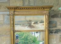 Large Regency Pier Mirror (7 of 7)