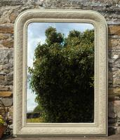 Antique Painted French Mirror (5 of 6)