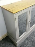 20th Century Large Sideboard Painted. (6 of 8)