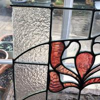 Antique Stained Glass Panel from a London Chapel (4 of 10)